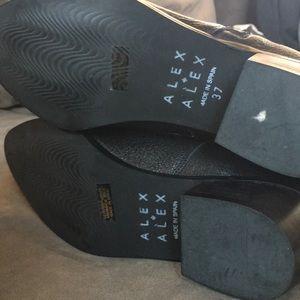 Alex + Alex Shoes - Alex + Alex black booties, like new condition